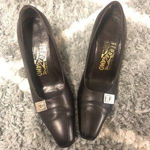 Vintage Salvatore Ferragamo Heels/pumps